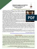 Boletim Eletrônico Comunidade Passo Fundo maio 2012