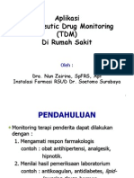 TDM umum UAD, 2010