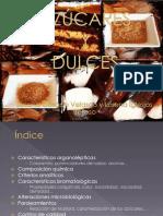 Azúcares y Dulces