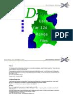 12d Range Files