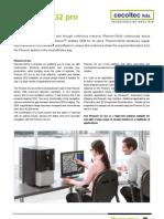 Spec Sheet g2 Pro 022011 Cecoltec