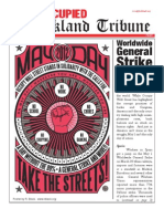 Occupied Oakland Tribune, issue 5
