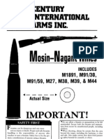 Mosin Nagant Manual