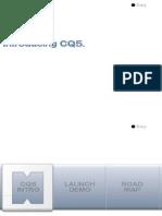 CQ5 Presentation