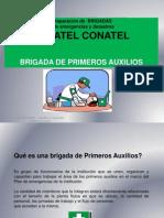 Preparacion BRIGADA Primeros Auxilios SENATEL