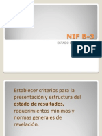 NIF B-3