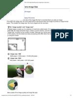 DSC-HX100_HX100V _ Still Image Size_Panorama Image Size _ Cyber-Shot User Guide