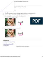 DSC-HX100_HX100V _ Using the Jog Dial _ Cyber-Shot User Guide