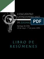 Libro de resúmenes del II Encuentro Latinoamericano de Zooarqueología