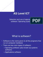 Topic 7 - 07a - Operating Systems