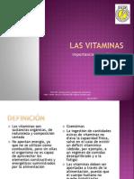 Las vitaminas-CJ