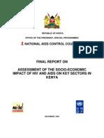 social-economic impact(2007)