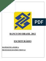 BB - COLETÂNEA DE PROVAS - MATEMÁTICA 2006 à 2011