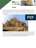 El Castillo de Morella