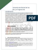 Sobre La Autonomia Territorial en Universidades (1)