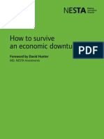 How to Survive Economic Downturn Booklet