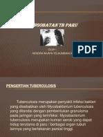 PENGOBATAN TB PARU