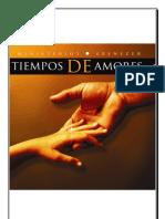 Cancionero - Tiempos de Amores Iglesia Ebenezer
