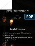 Sharing File Di Windows XP