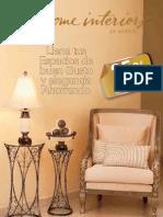 Home Interiors Folleto Promociones Mayo 2012