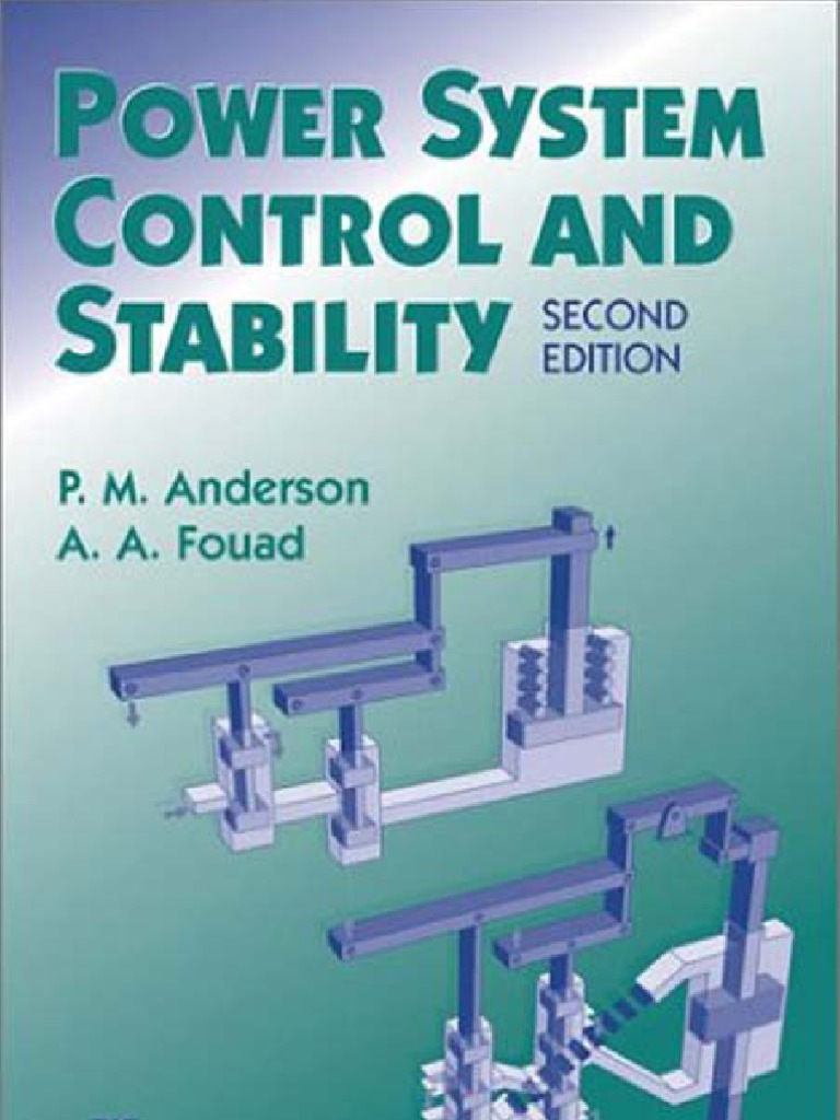 5b28683ada7914 Power Systems Control and Stability 2nd Ed by P.M. Anderson   a.a. Fouad