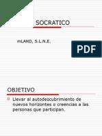 METODO SOCRATICO