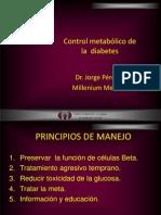 Control de La Glucosa San Elian 2012