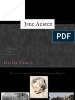 Jane Austen Reaserch Project