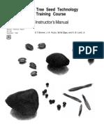 TreeSeedTechnologyTrainingCourse-InstructorsManual