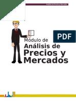 Analisis de Precios Y Mercado