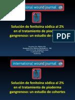 Fenitoina Topica Al 2% en Pioderma so Piodema Monica h 2010