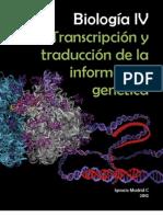 Biología IV EXPRESION_GENETICA