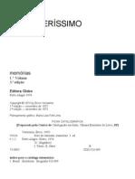Erico Verissimo - Solo de Clarineta Vol 1