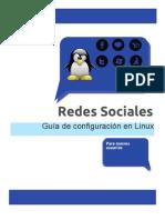 Tutorial Redes Sociales en Linux para nuevos usuarios