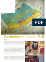 Designing an Indian Mall