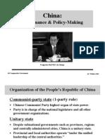 China Govern P-Making