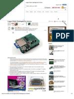 Logger Shield Data Logging for Arduino
