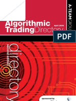 Algorithmic Trading Directory - 2009 Edition