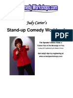 Carter Comedy Workbook