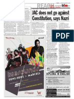 TheSun 2008-12-18 Page04 JAC Does Not Go Against Constitution Says Nazri