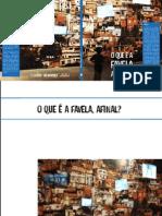 afinal, o que é favela