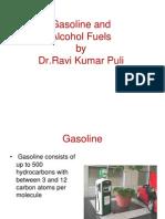 Alcohol Fuels