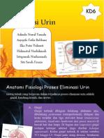 Ppt Kd6 - Eliminasi Urin