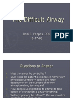 Difficult Airway Pap Pas 20061017