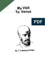 85718165 Tuesday Lobsang Rampa 1957 My Visit to Venus