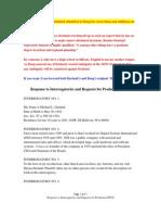 6a Michael L. Darland Answers to Interrogatory 052905