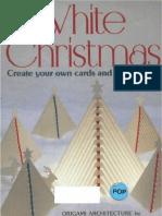 Masahiro Chatani & Keiko Nakazawa - White Christmas Kirigami