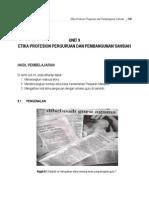 12 - Kkd2063 - Unit 9 - Etika Profesion Perguruan Dan Pembangunan Sahsiah-1