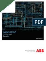 3BSE035040-510 - En System 800xA 5.1 PLC Connect Operation