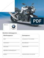 Hand Lei Ding Bmw k 1200r